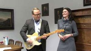 Max Otte und Katharina Schneider (Handelsblatt)