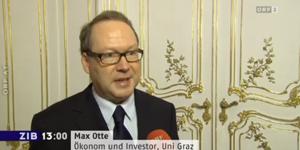 Otte im Interview ORF